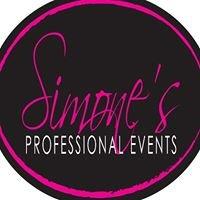 Simone's Professional Events