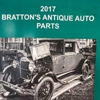 Bratton's Antique Auto Parts