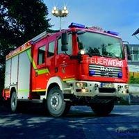 Feuerwehr Stadt Schrobenhausen