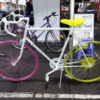 Footscray Community Bike Shed
