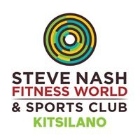 Steve Nash Fitness World Kitsilano
