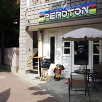 "Bicycle cafe ""peloton"""