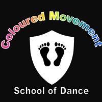 Coloured Movement School Of Dance
