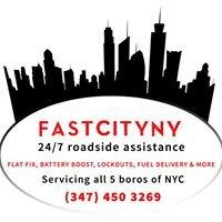 FastCityNY Roadside Assistance