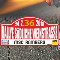 Rallye Südliche Weinstrasse