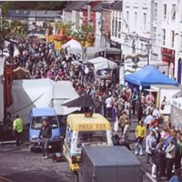 Síamsa Sráide Street Festival Swinford
