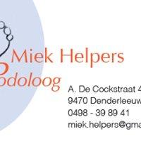 Podologiepraktijk Miek Helpers