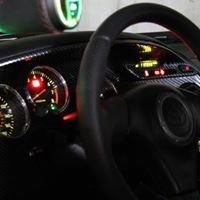 Toyota SUPRA LHD Garage