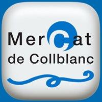 Mercat de Collblanc -parades interiors