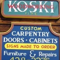 Koski Fine Woodworking