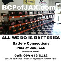 Battery Connections Plus of Jax/ BCP of Jax