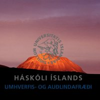 Environment and Natural Resources at University of Iceland