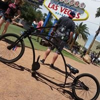 Collins Customs bikes