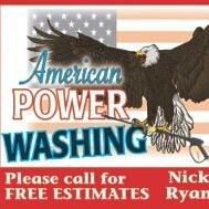 American Power Washing and Dustless Blasting