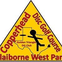 Copperhead Disc Golf Course