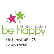Be happy Kindermoden