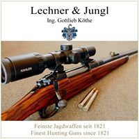 Lechner & Jungl - feinste Jagdwaffen | best gun and rifle makers since 1821