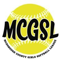 McDonough County Girls Softball League
