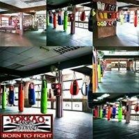 Impact Muay Thai Gym Kl