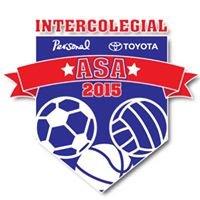 Intercolegial ASA Personal Toyota 2015