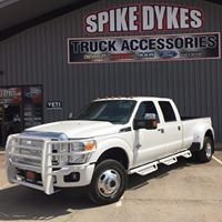 Spike Dykes Truck Accessories