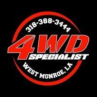 4 Wheel Drive Specialist, Inc.
