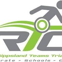 East Gippsland Teams Triathlon