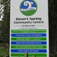 Desert Spring Community Centre