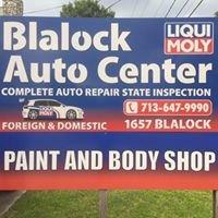 Blalock Auto Center