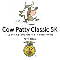 Cow Patty Classic 5K & 10K supporting Tompkins High FFA Booster Club