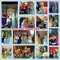 Amaryllie Fairytale Princesses