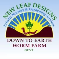 New Leaf Designs Eclectic Nursery & Gardening Services