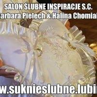 Ślubne Inspiracje s.c. Barbara Pielech &Halina Chomiak