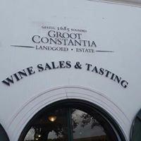 Groot Constantia Wine Estate Constantia