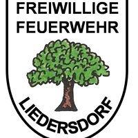 Feuerwehr Liedersdorf