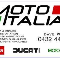 Moto Italia - Sydney