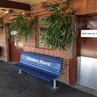 Bomaderry Train Station