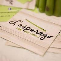 L'Asparago, cucina verde e naturale - ristorante veg&bio