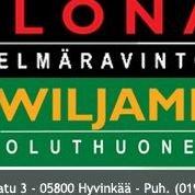 Iskelmäravintola Ilona/Oluthuone Wiljami
