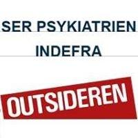 Outsideren - Ser psykiatrien indefra