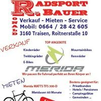 Radsport Ronald Bauer