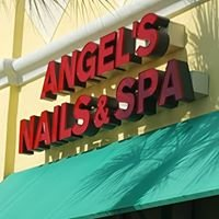 Angels Nails and Spa