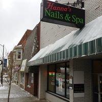 Hanna's Nails and Spa