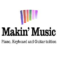 Makin' Music Piano, Keyboard and Guitar tuition