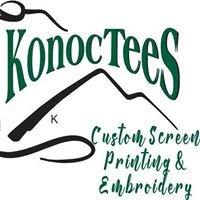 Konoctees Screenprinting