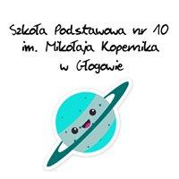 """Szkoła Podstawowa nr 10 w Głogowie - """"Szkoła w ruchu"""""""