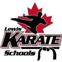 Lewis' Karate Schools