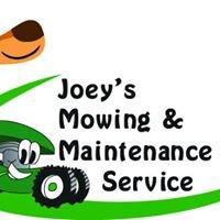 Joey's Mowing & Maintenance Service Pty Ltd