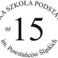 Miejska Szkoła Podstawowa nr 15 im. Powstańców Śląskich