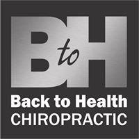 Back to Health Chiropractic - LaPorte